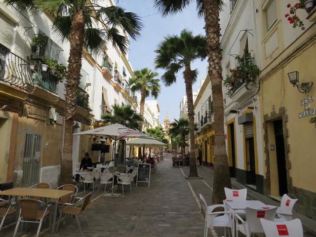 Ballades dans Cadix et ses barrios