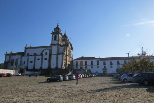 Monastère de Tibaes Braga