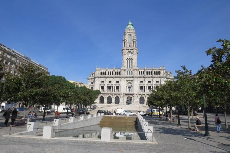 Hotel de ville de Porto