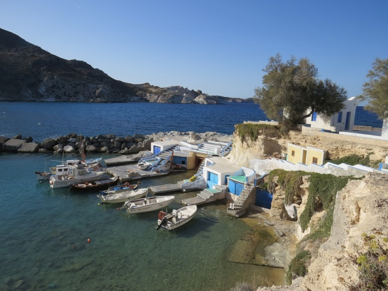 Mandrakia Milos Cyclades