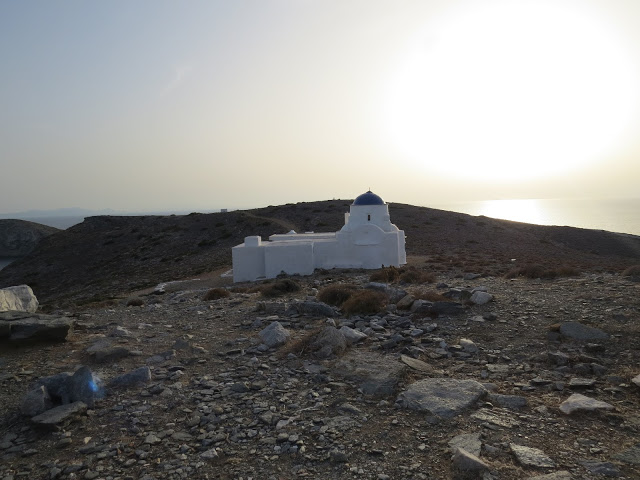 Monastère Agios Georgios Cyclades