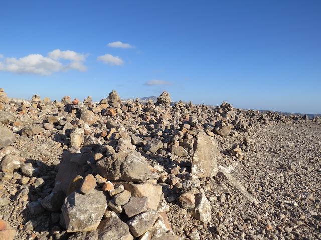 cratère Caldeira Santorin