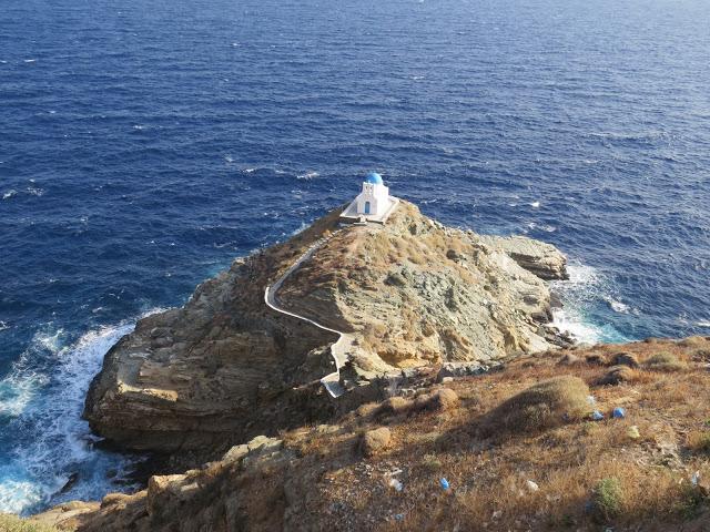 église des 7 martyrs Sifnos