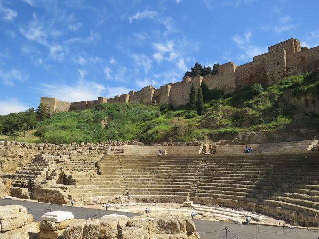 centre historique Malaga