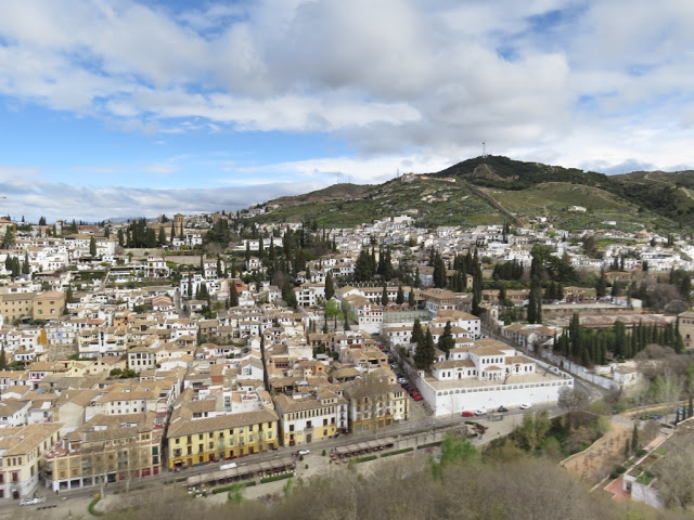 Info pratiques Alhambra Grenade