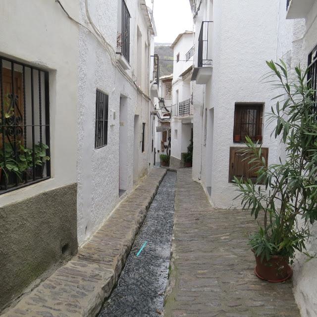 Pampaneira Village blanc Alpujarras