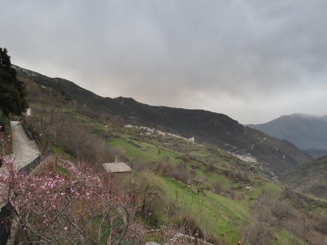 Capileira Andalousie