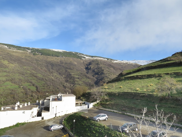 dormir à Capileira Sierra nevada andalousie