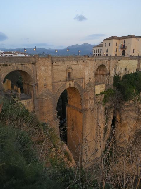 Pont Ronda Andalousie