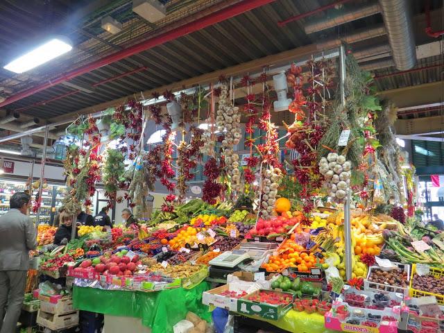 Market central Florence