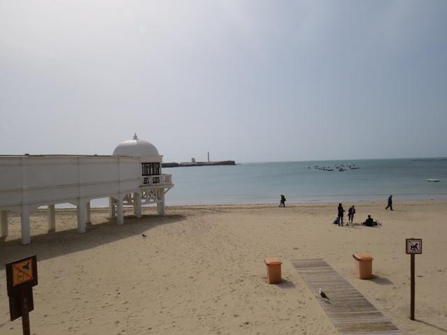 Caleta Beach Cadix