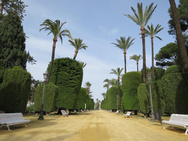 Parc Genoves Cadix