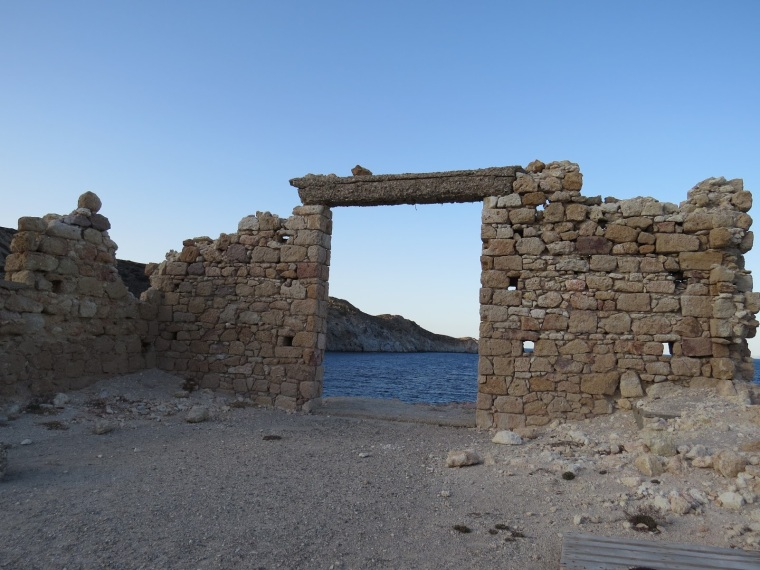 Port de pêcheurs Milos Cyclades