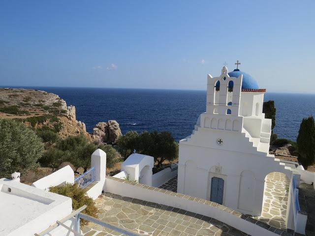 Monastère de Poulati Sifnos