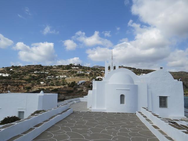 Panagia Chryssopigi Sifnos