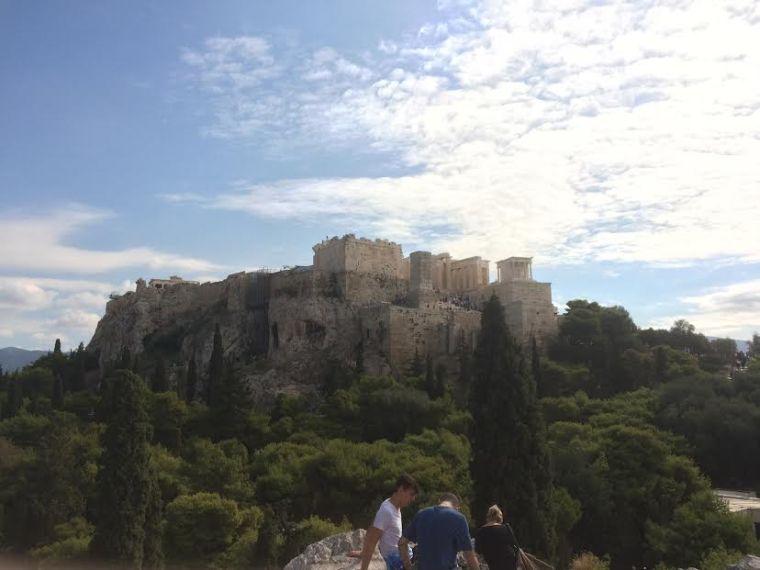 Prendre le pass Acropole Athènes