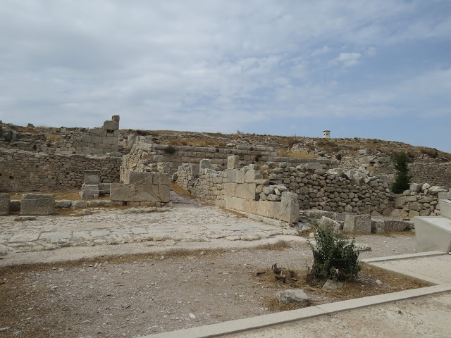 Ancienne Thira Santorin Cyclades