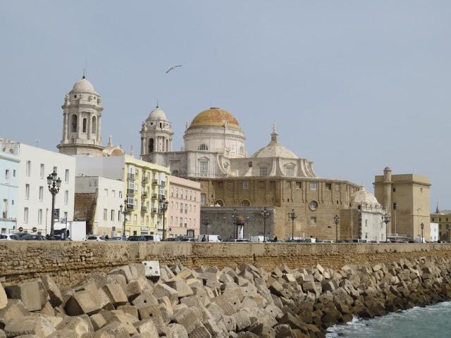 Vue sur Cathédrale Andalousie