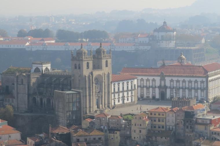 Vue depuis la Torre Dos Clerigos