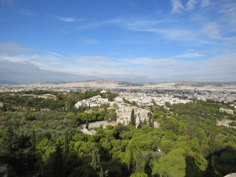 Immanquable Acropole Athènes