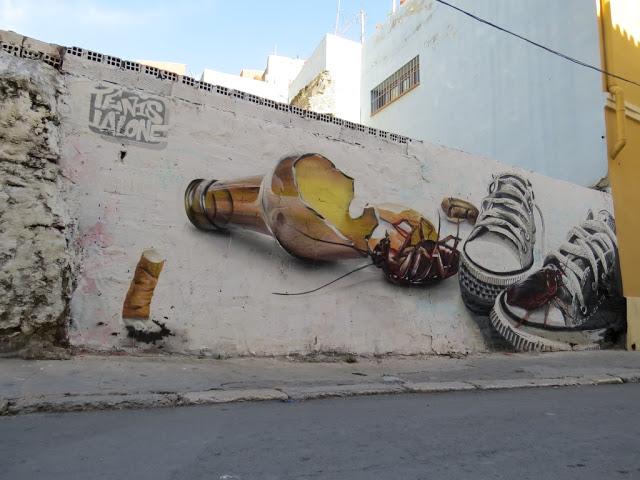 Malaga street art