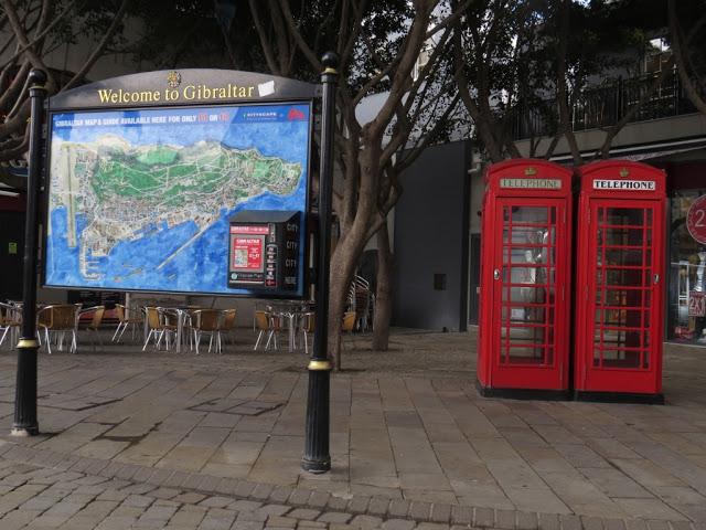 Gilbraltar Espagne