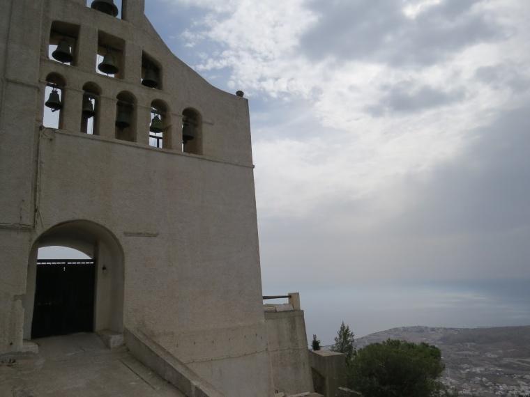 Monastère Profiti elias santorin