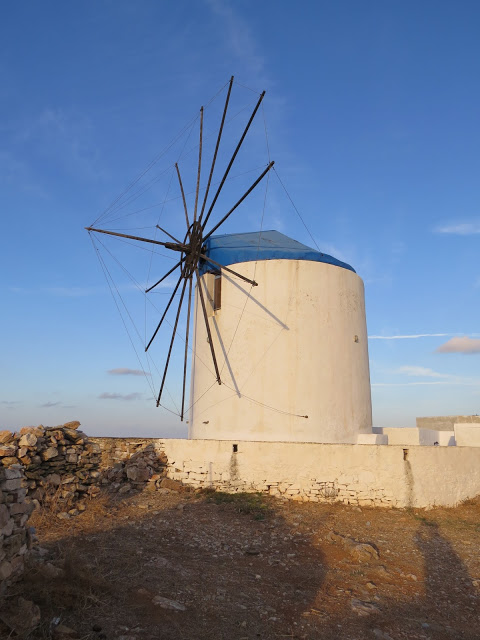 Moulin cyclades Sifnos