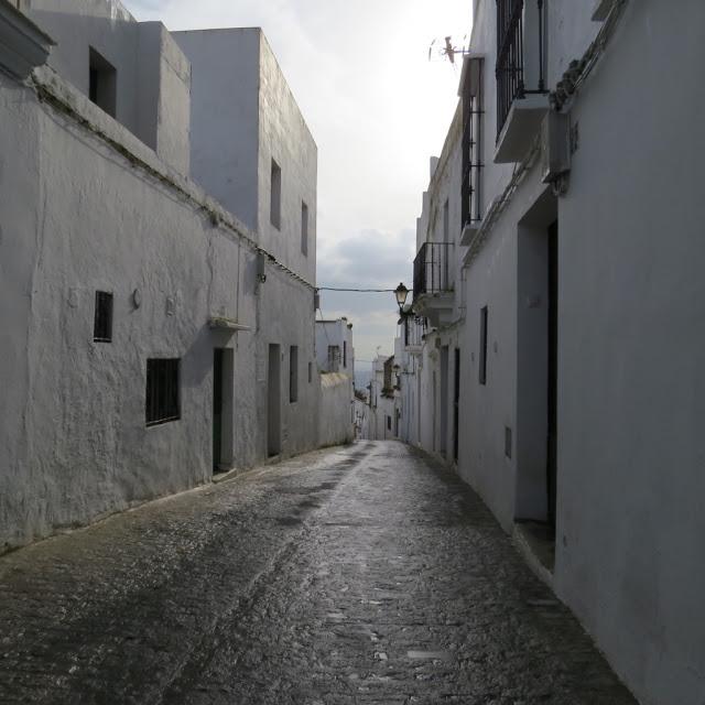 Vejer de la Frontera village blanc Andalousie  Espagne