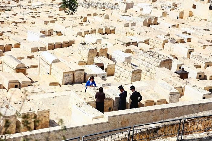 Mont Oliviers Jerusalem