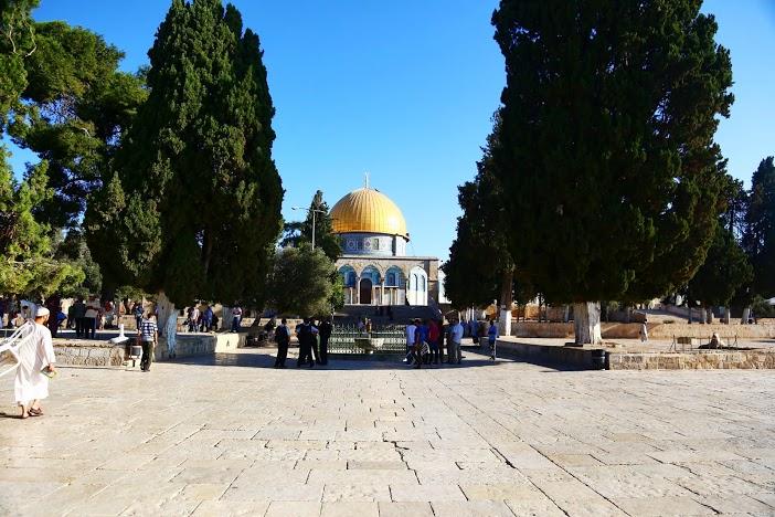 Mosqée Al Aqsa Jérusalem