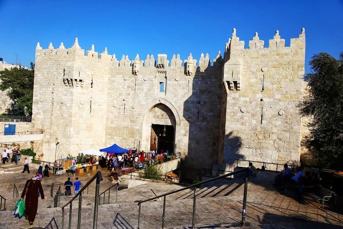 Vieille ville de Jérusalem Israel