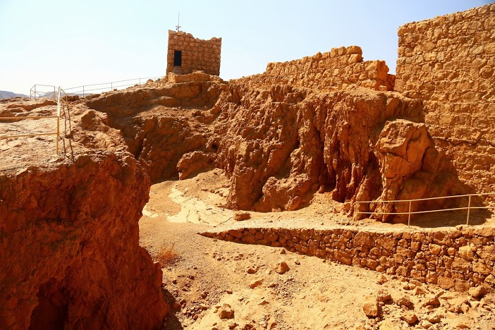 Incontournable fort de massada roi hérode
