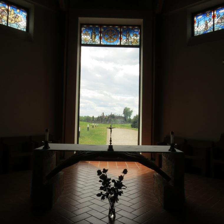 monastère Colline des Croix