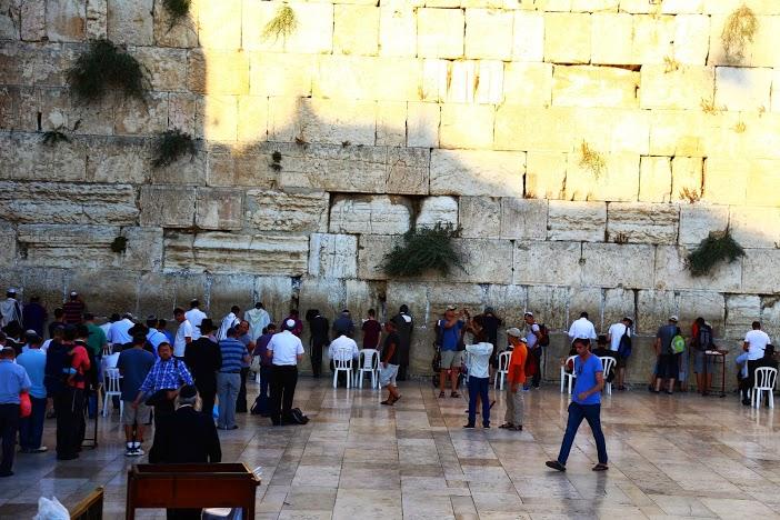 Mur des lamentations Jérusalem vieille ville
