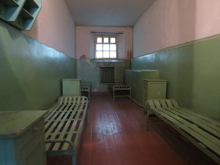 Musée du génocide Vilnius bâtiment du KGB