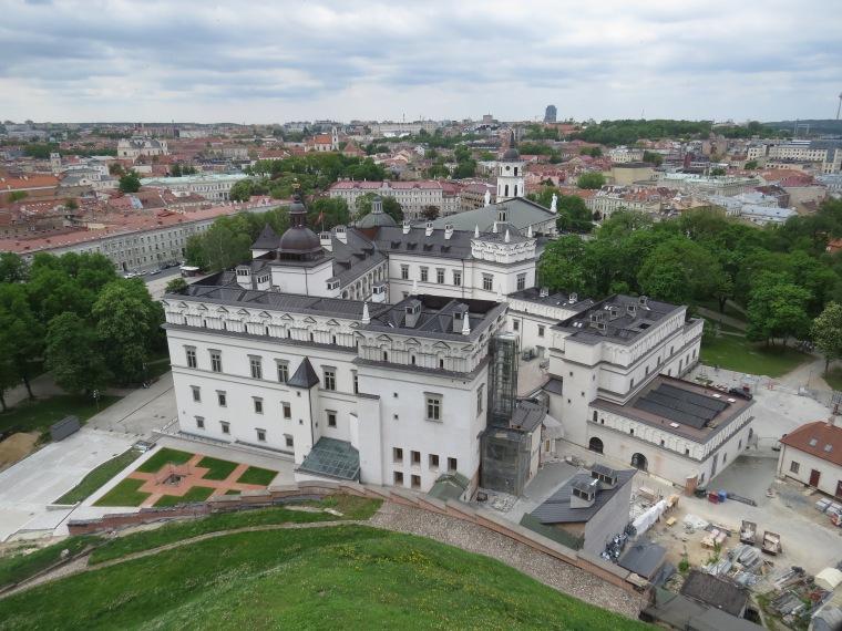 Palais des Grands ducs vILNIUS