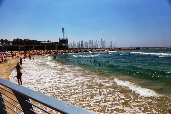 Plage Tel Aviv Israel