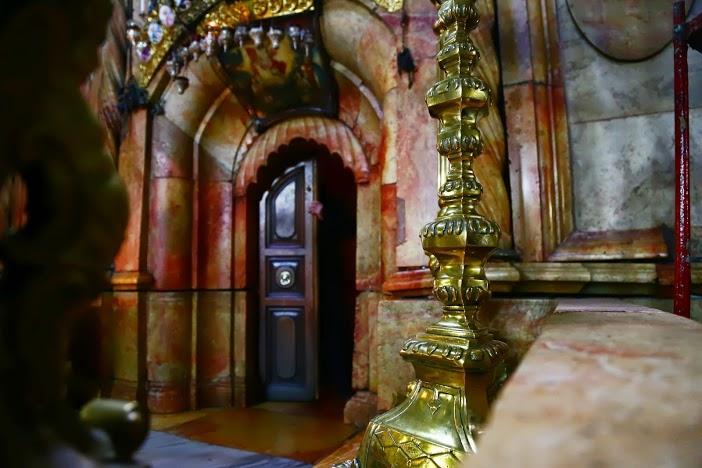 Eglise Saint sépulcre Jérusalem