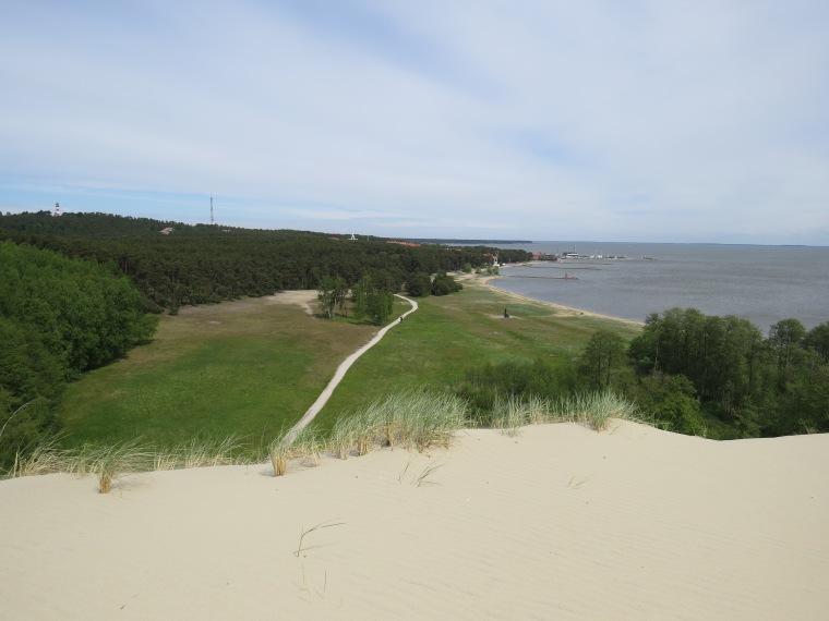 Dune Parnidis Isthme de Courlande Lituanie