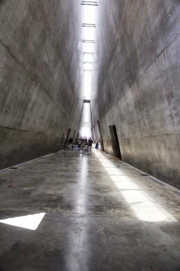 Mémorial de Yad Vashem Israel Musée de la shoa
