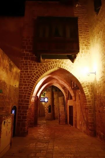 Yafo vieille ville Jérusalem