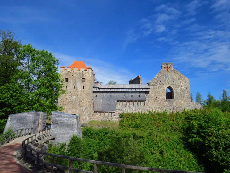 Château médiéval Sigulda