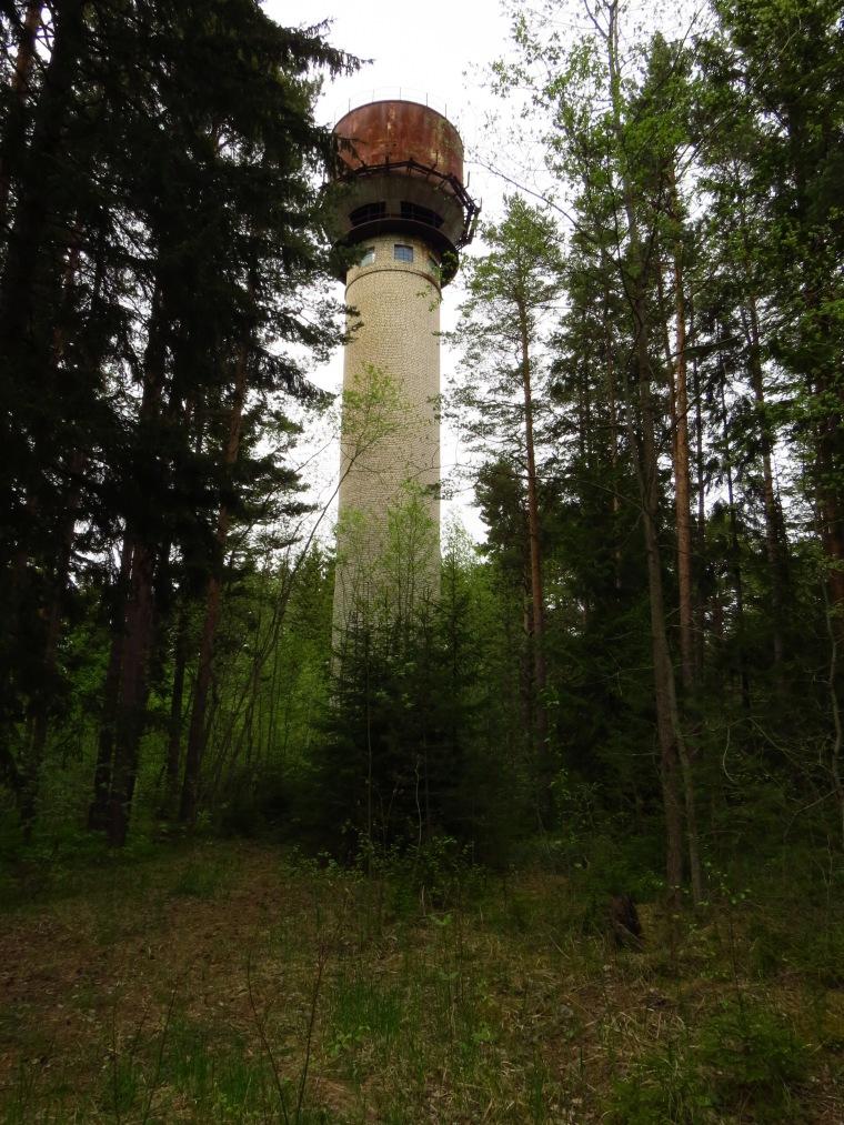 Urbex estonie Vinistu