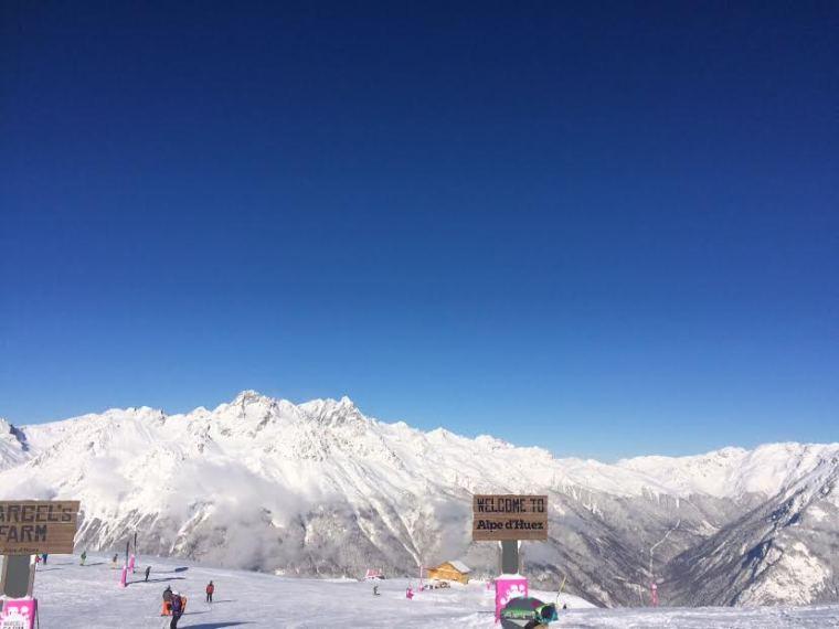 Photo Alpe d'Huez