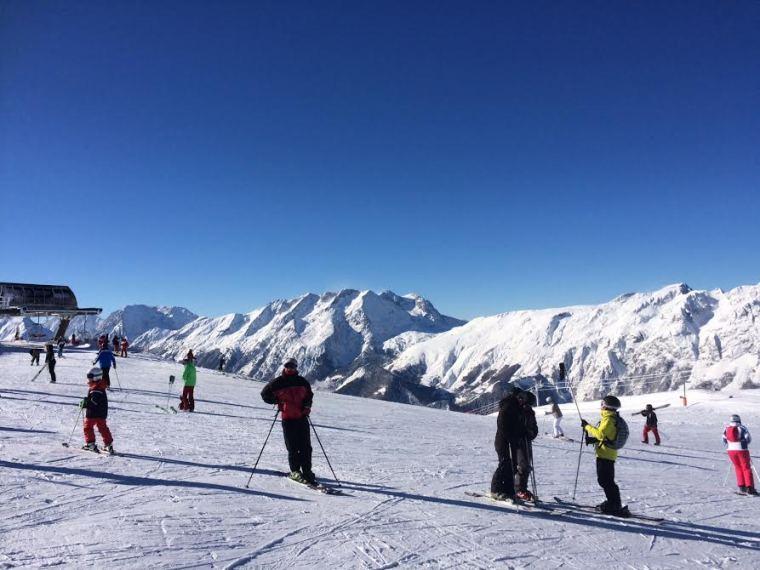Domaine skiabe de l'alpe d'huez