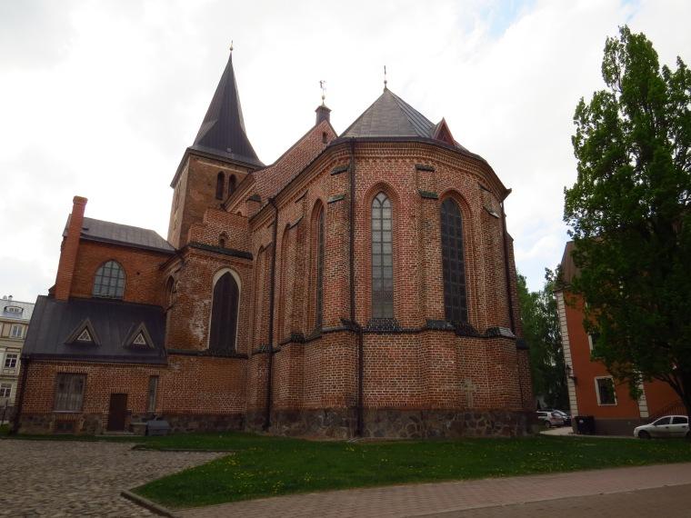 Tarte Eglise saint jean