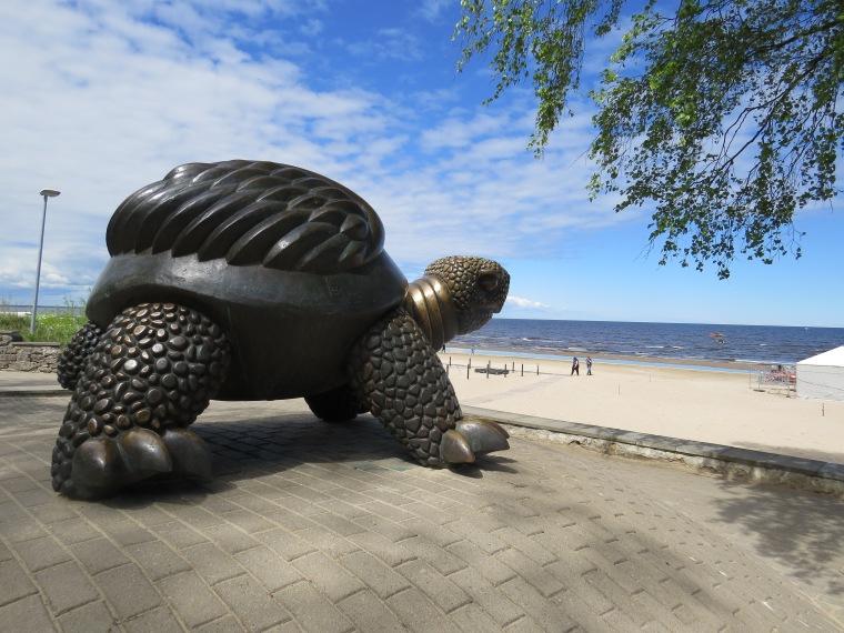 Plage Baltique Jurmala Letotnie