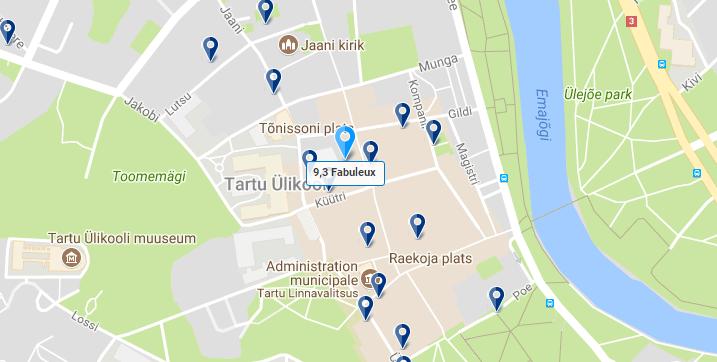 Logement Tartu