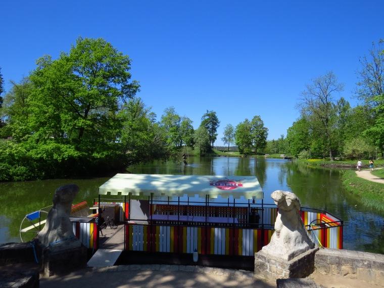 Parc Césis Gauja Lettonie